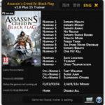 Assassins Creed IV Black Flag Trainer Free Download