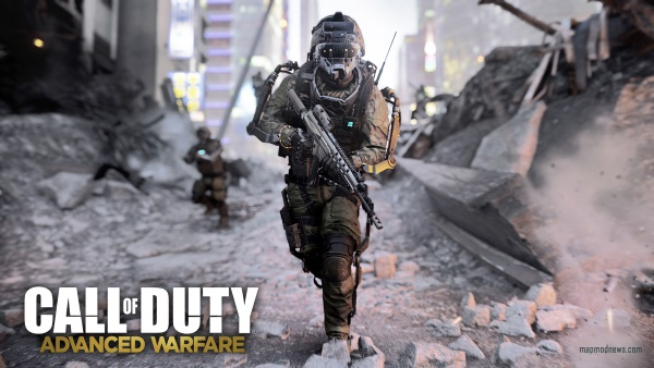 Call of Duty Advanced Warfare Trainer Free Download