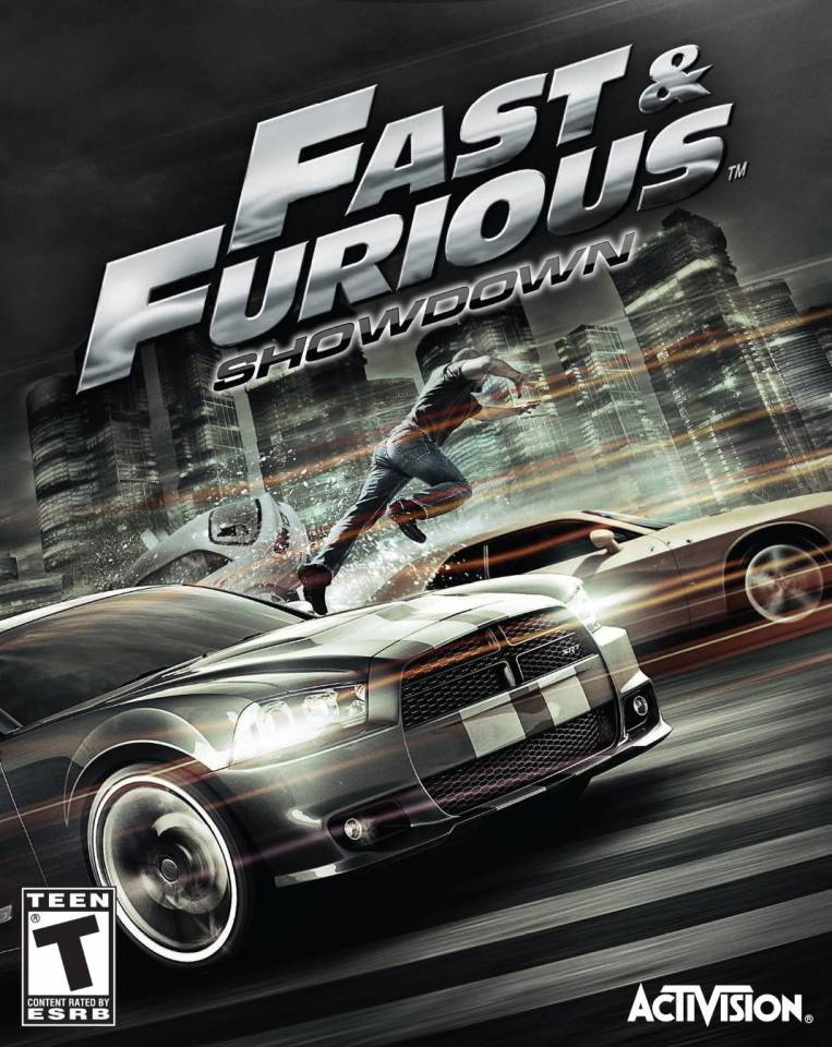 Fast and Furious Showdown Trainer Free Download