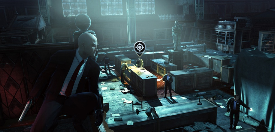 Hitman Contracts Trainer Free Download
