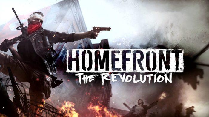 Homefront The Revolution Trainer Free Download