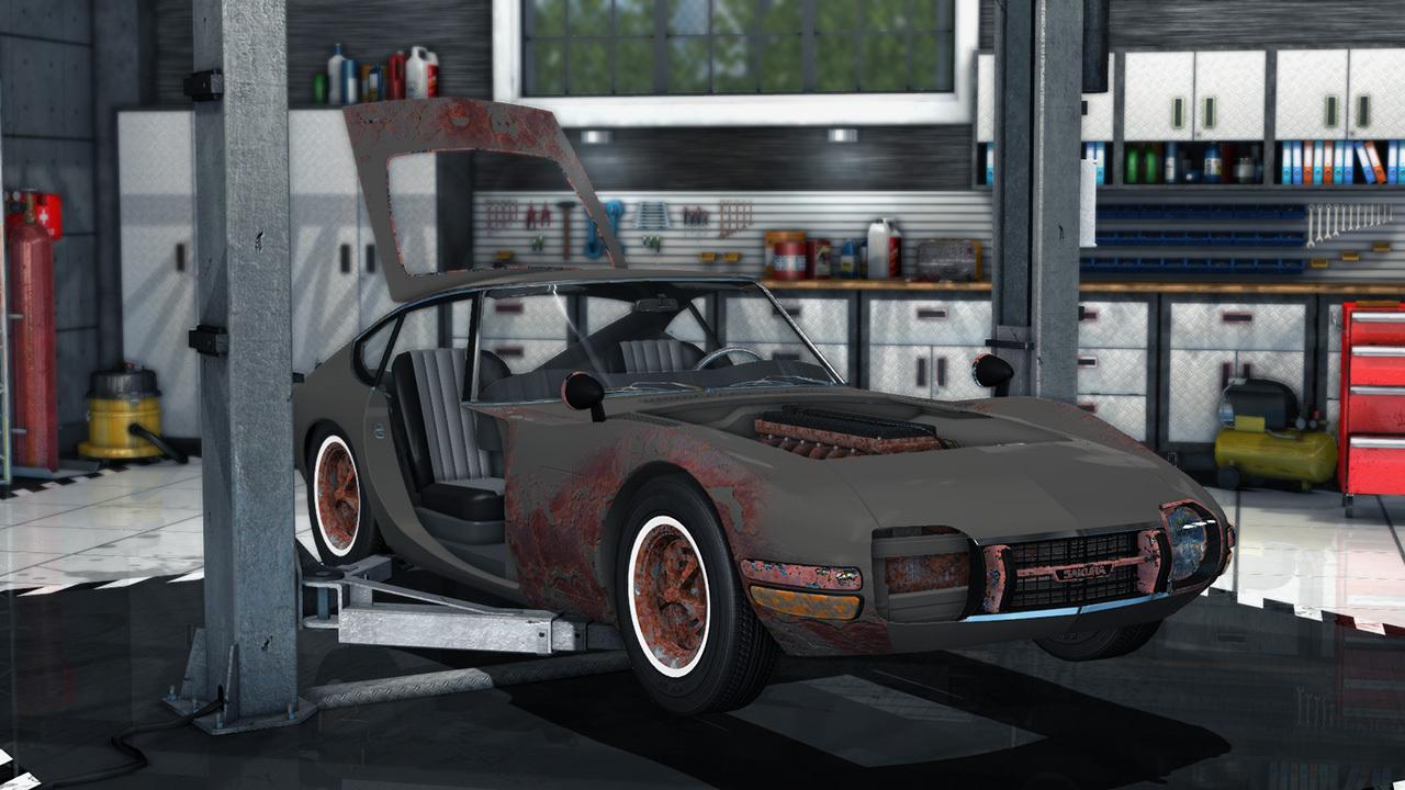 Car Mechanic Simulator 2015: Bentley 2016 pc game Img-3