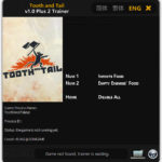 Tooth and Tail Trainer Free Download