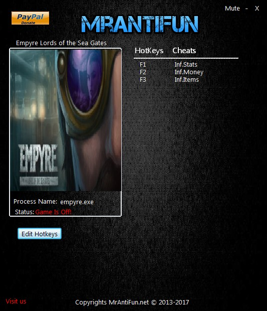 EMPYRE Lords of the Sea Gates Trainer Free Download