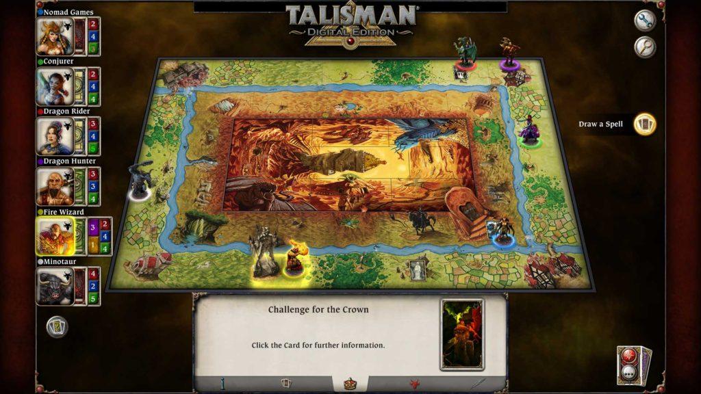Talisman Digital Edition The Dragon Trainer Free Download