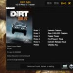 Dirt Rally Trainer Free Download