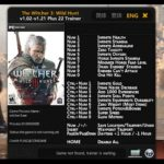 The Witcher 3 Wild Hunt Trainer Free Download
