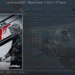 James Bond 007 Blood Stone Trainer Free Download