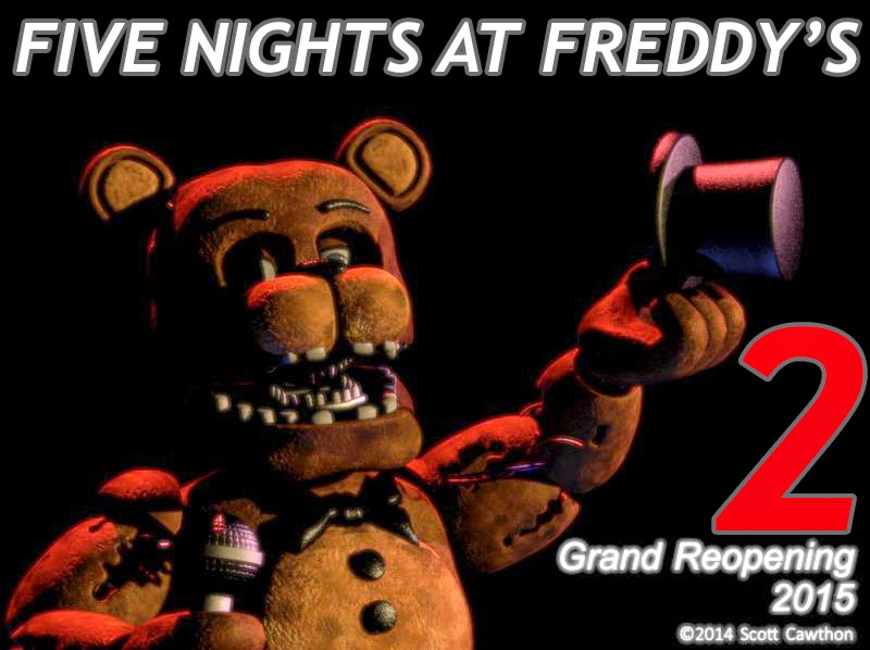 Five Nightsat Freddys 2 Trainer Free Download