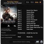 Ancestors Legacy Slavs Trainer Free Download