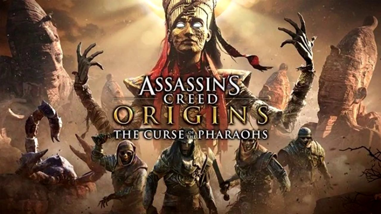 Assassins Creed Origins The Curse of Pharaohs Trainer