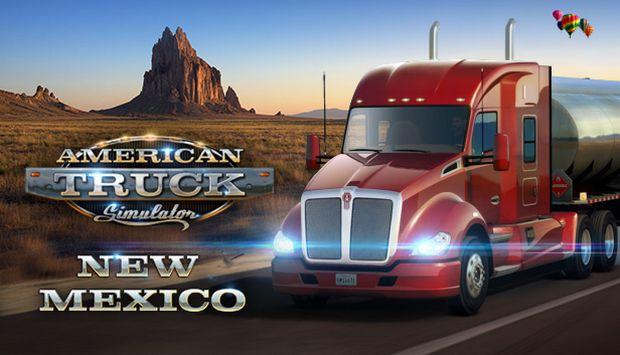 American Truck Simulator New Mexico Trainer Free Download