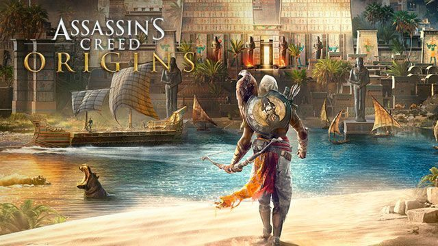 Assassins Creed Origins With all DLC Updates Trainer Free Download