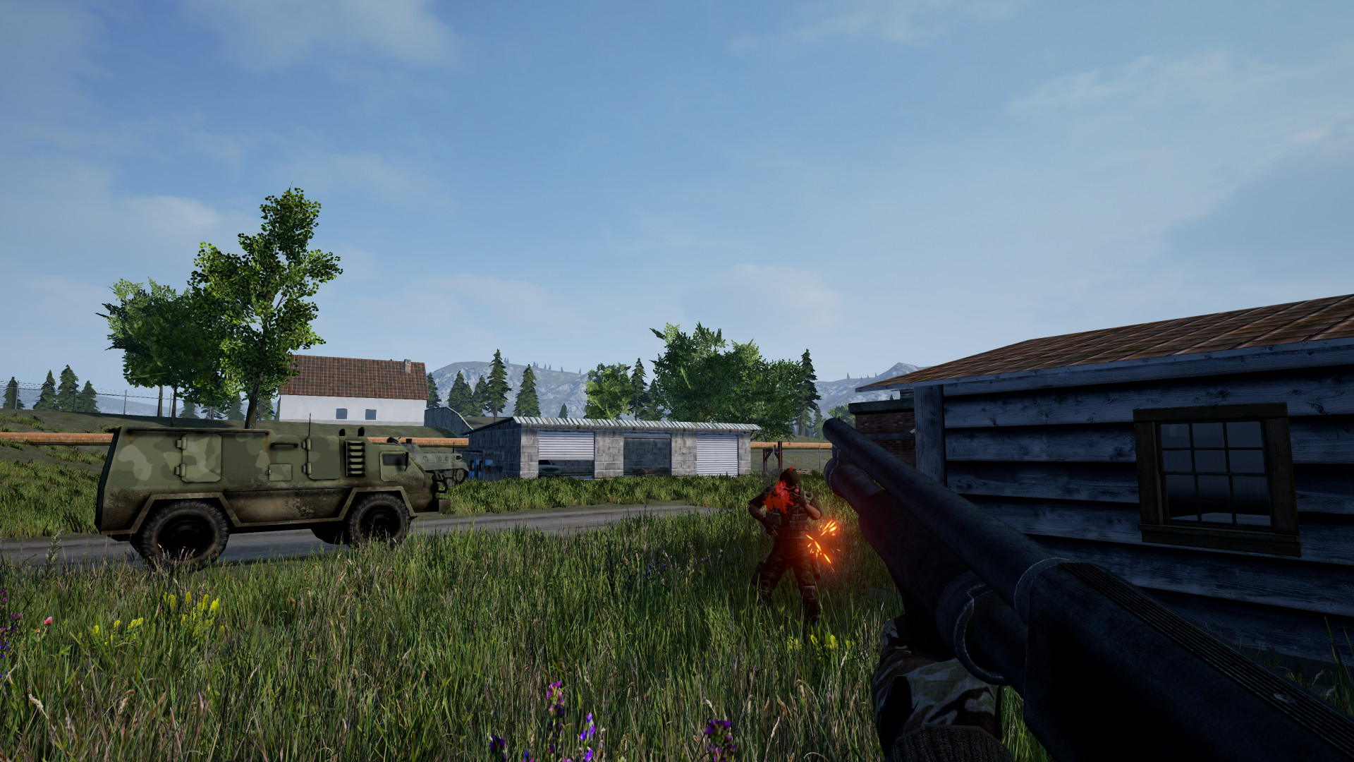 Beyond Enemy Lines Incl All DLC Trainer Free Download
