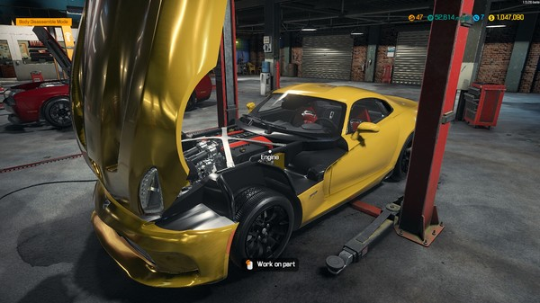 Car Mechanic Simulator 2018 Dodge Modern Trainer Free Download