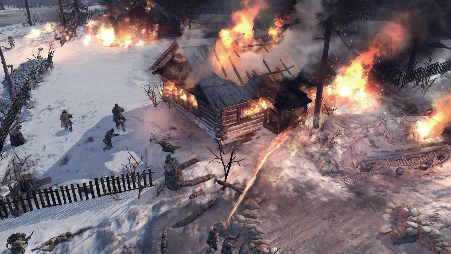 Company Of Heroes 2 Master Collection Trainer Free Download