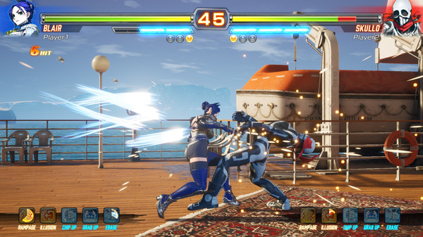 FIGHTING EX LAYER Trainer Free Download