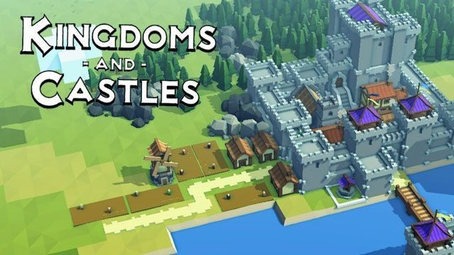 Kingdoms and Castles Trainer Free Download