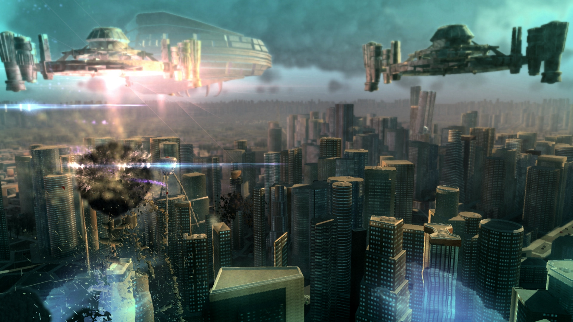 Megaton Rainfall Trainer Free Download