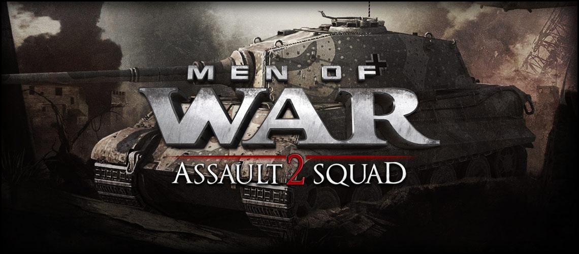 Men Of War Assault Squad 4 Trainer v1.81.rar