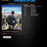 Watch Dogs 2 Trainer Free Download