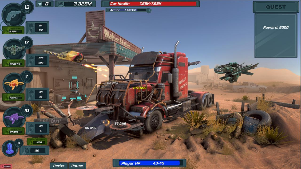 Car Demolition Trainer Free Download
