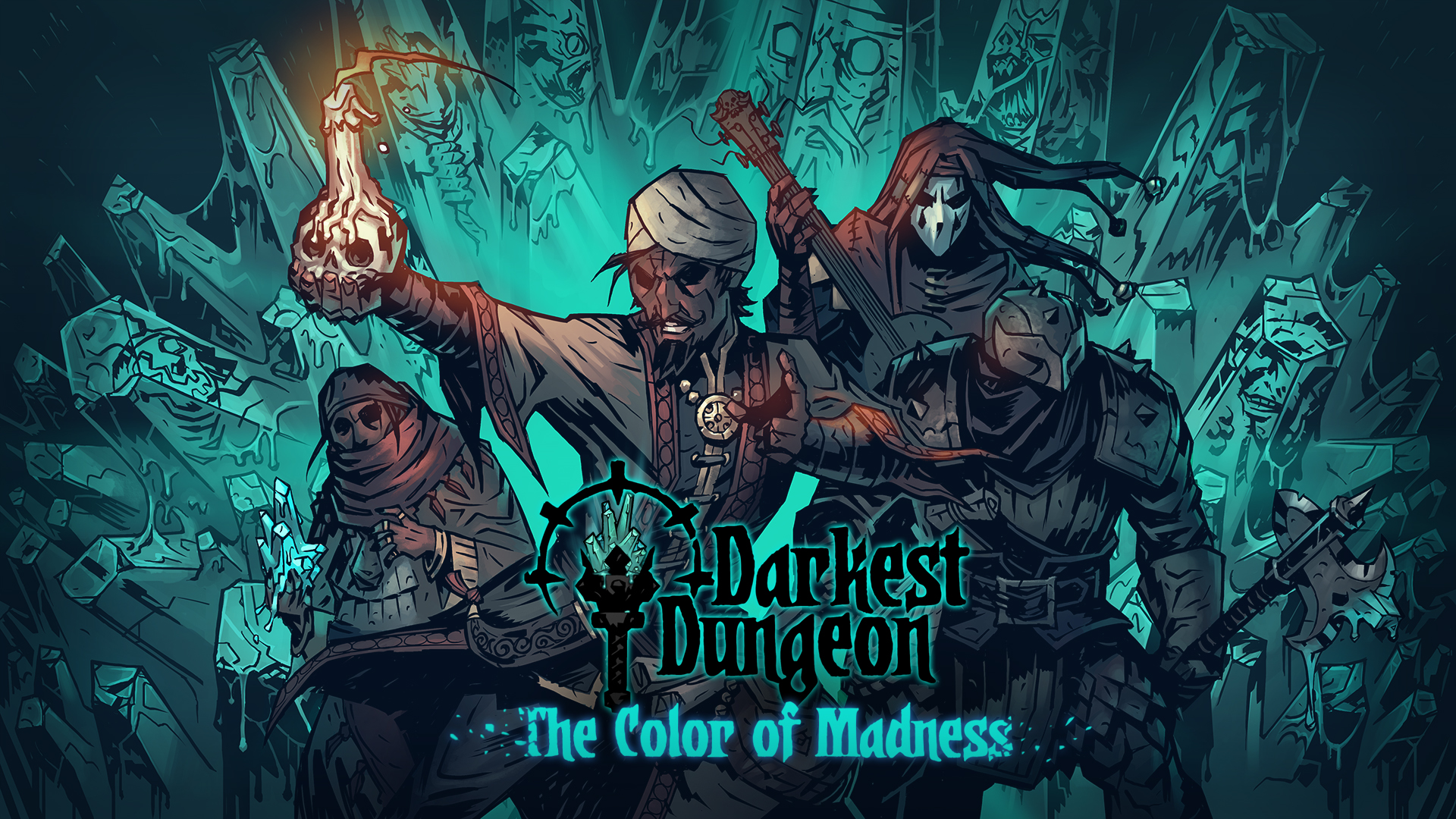 Darkest Dungeon The Color of Madness Trainer Free Download